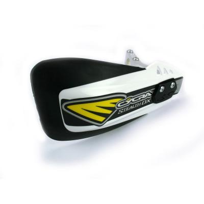 Protège-mains Cycra Stealth DX Racer blanc
