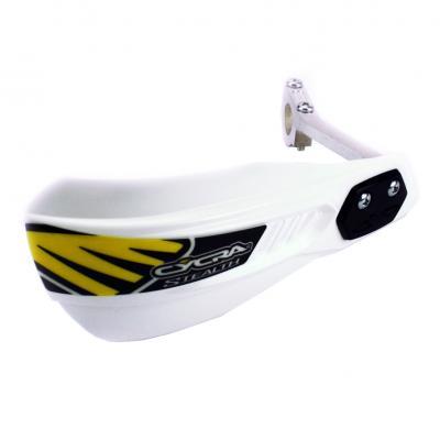 Protège-mains Cycra Stealth Racer blanc
