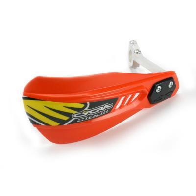 Protège-mains Cycra Stealth Racer orange