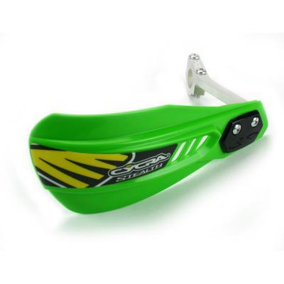 Protège-mains Cycra Stealth Racer vert