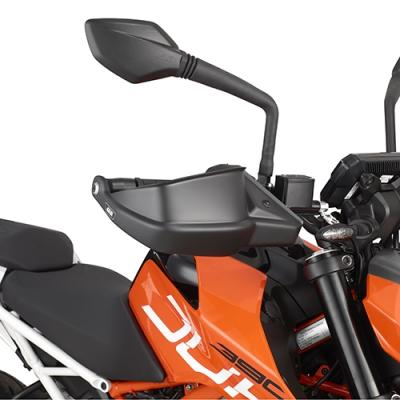 Protège-mains Givi KTM 125/390 Duke 17-18