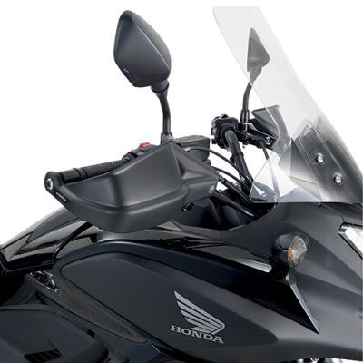 Protège-mains Kappa Honda NC 700X 12-13 noir