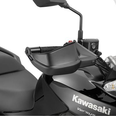 Protège-mains Kappa Kawasaki 1000 Versys 15-16 noir