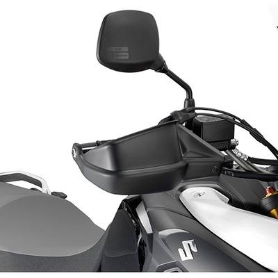 Protège-mains Kappa Suzuki DL 1000 V-Strom 14-19 noir