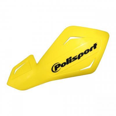 Protège-mains Polisport Freeflow Lite jaune Suzuki