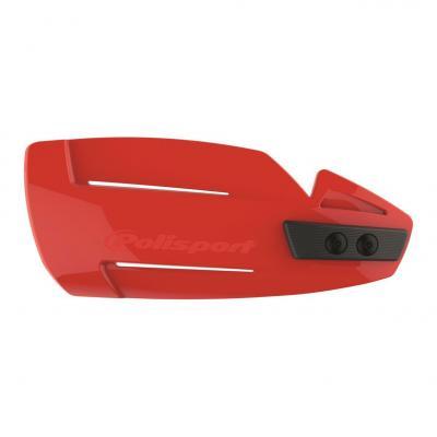 Protège-mains Polisport Hammer rouge