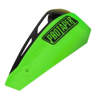 Protège-mains Pro Taper vert (paire)