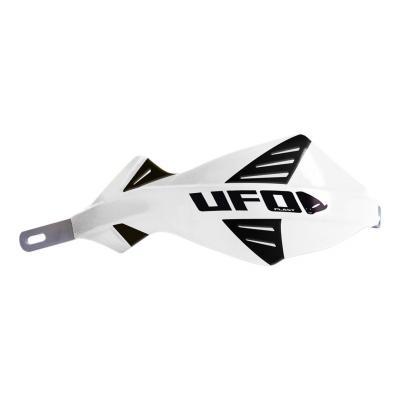 Protège-mains UFO Discover Ø22 blanc/noir