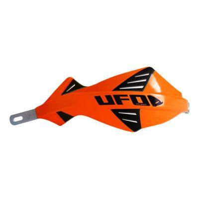 Protège-mains UFO Discover Ø22 orange (orange KTM 98-19)/noir