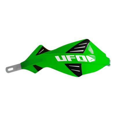 Protège-mains UFO Discover Ø22 vert (vert KX)/noir
