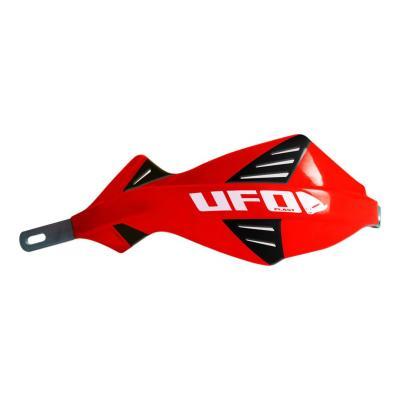 Protège-mains UFO Discover Ø28,6 rouge (rouge cr/crf 00-19)/noir