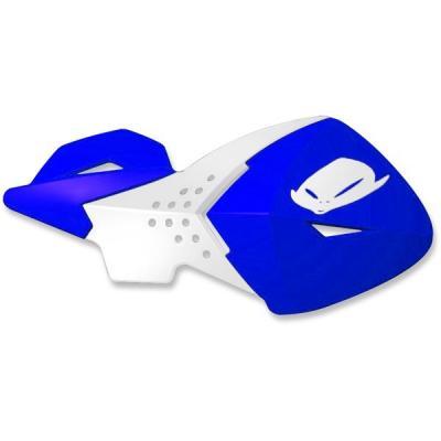 Protège-mains UFO Escalade bleu/blanc