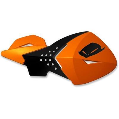 Protège-mains UFO Escalade orange/noir