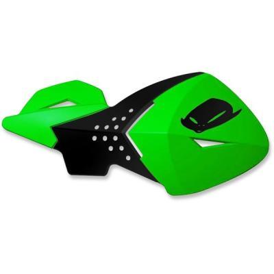 Protège-mains UFO Escalade vert/noir