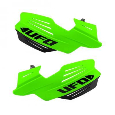 Protège-mains UFO Vulcan vert fluo