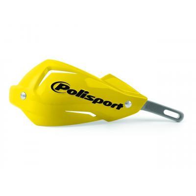 Protège-mains universel Polisport Touquet jaune RM – renfort alu