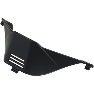 Protège-nez de remplacement Moose Racing pour masque XCR noir