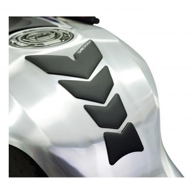 Protège réservoir Onedesign Moon Soft Touch noir mat