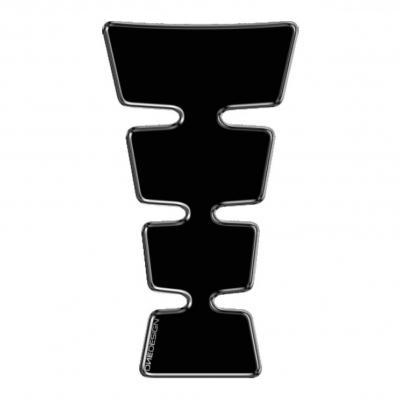 Protège réservoir Onedesign noir 213 x 117 mm 1 pièce