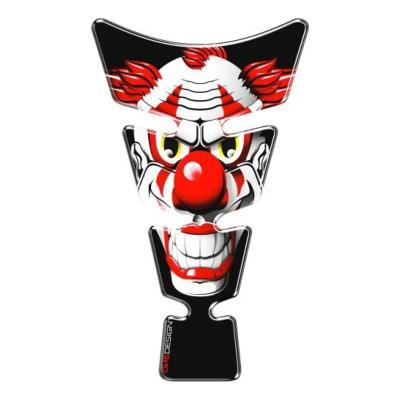 Protège réservoir Onedesign Red Clown 213 x 128 mm 1 pièce