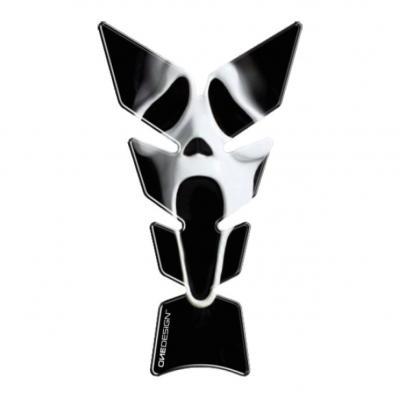 Protège réservoir Onedesign Scream 214 x 123 mm 1 pièce