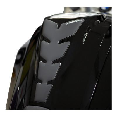 Protège réservoir Onedesign Soft Touch noir mat