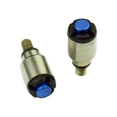 Purgeur de fourche Scar M4x0,7mm fourches WP/Marzocchi/Öhlins bleu