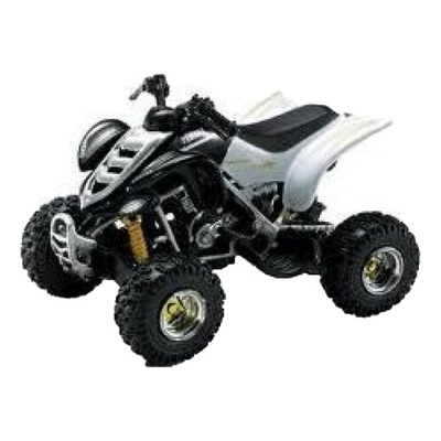 Quad miniature NewRay Yamaha Raptor 660 white 1/32°
