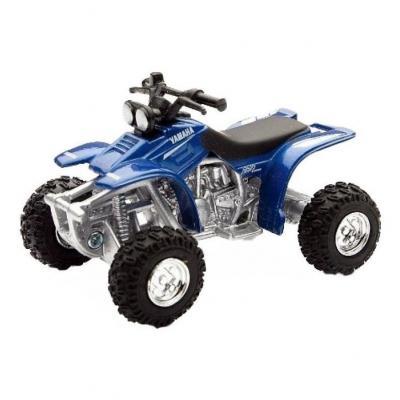 Quad miniature Yamaha blue 1:32 NewRay bleu