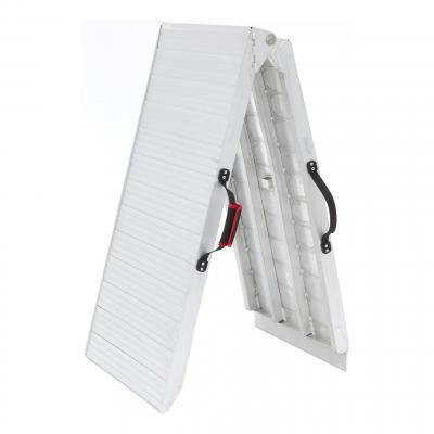 Rampe de chargement Acebikes Foldable Ramp Heavy-Duty Extra Width avec poignées