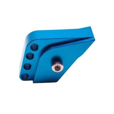 Rehausse amortisseur Replay bleu 4 positions pour trekker/Speedfight/buxy