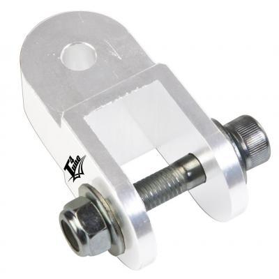 Rehausseur amortisseur 40mm Blanc Booster/Buxy
