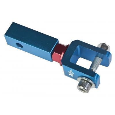 Rehausseur amortisseur 80mm Bleu Booster/Buxy