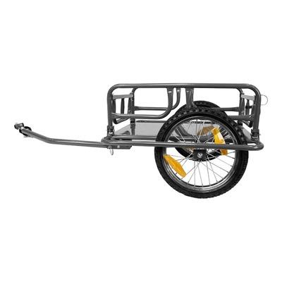 Remorque vélo utilitaire pliable
