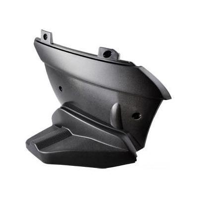 Repose pied passager droit noir Aprilia 50/125 SR Motard/Piaggio 50/125 Typhoon 85645000XH1