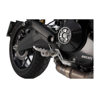 Repose-pieds SW-MOTECH EVO Benelli TRK 502 X 18-20