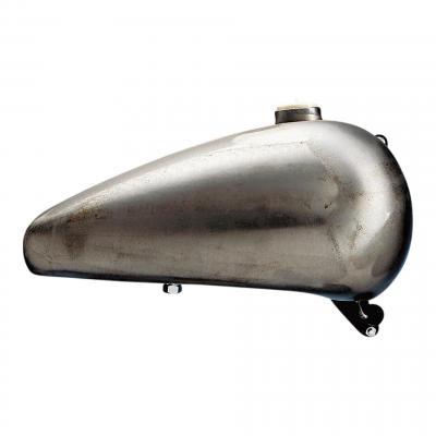 Réservoir Drag Specialties double 18,9L Electra Glide 48-84 carburateur