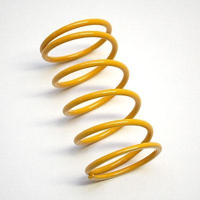 Ressort variateur Athena jaune 27kg pour Booster/Nitro/f12/sr50