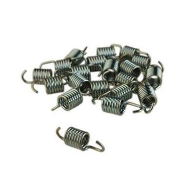 Ressorts d'embrayage Doppler +15% chromé MBK Booster / Nitro