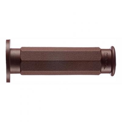 Revêtement de poignées Ariete octagonal Heritage '80 marron