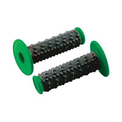 Revêtements Cross 3D noir/vert