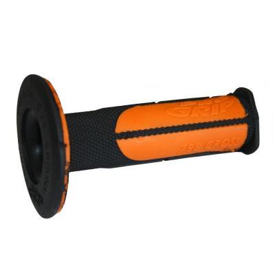 Revêtements de poignée Progrip 798 orange/noir
