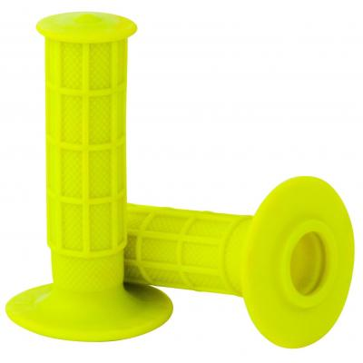Revêtements de poignées MX jaune