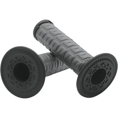 Revêtements de poignées ODI Cush gris/noirs