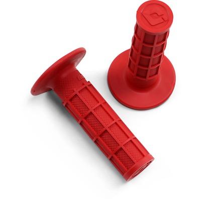 Revêtements de poignées ODI Grips Gaufrés rouges