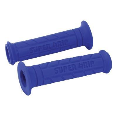 Revêtements de poignées Super Grip bleus