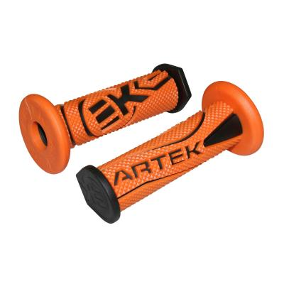 Revêtements poignée Artek K1 orange/noir