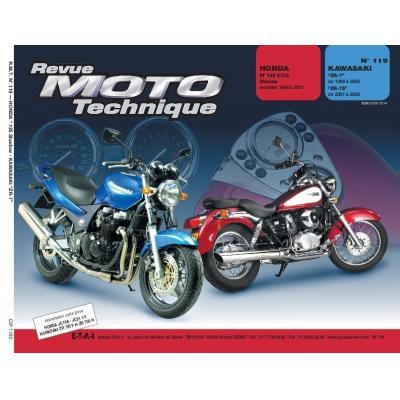 Revue Moto Technique 119.2 Honda VT125 / Kawasaki ZR7