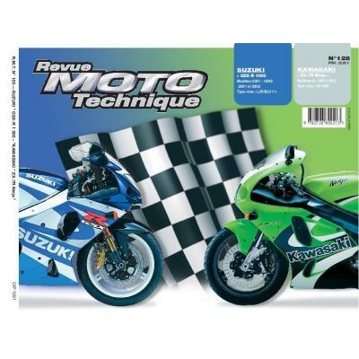 Revue Moto Technique 128.1 Suzuki GSX-R 1000 01-02 / Kawasaki ZX-7R 96-02
