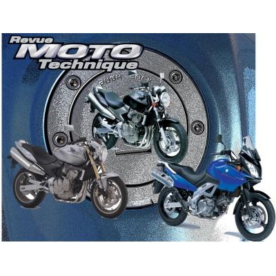 Revue Moto Technique 138.1 CB 600F Hornet 03-05 / DL 650 04-05